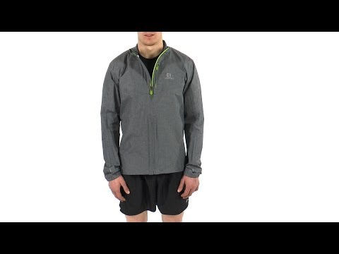 Salomon Men's Park WP Jacket | SwimOutlet.com