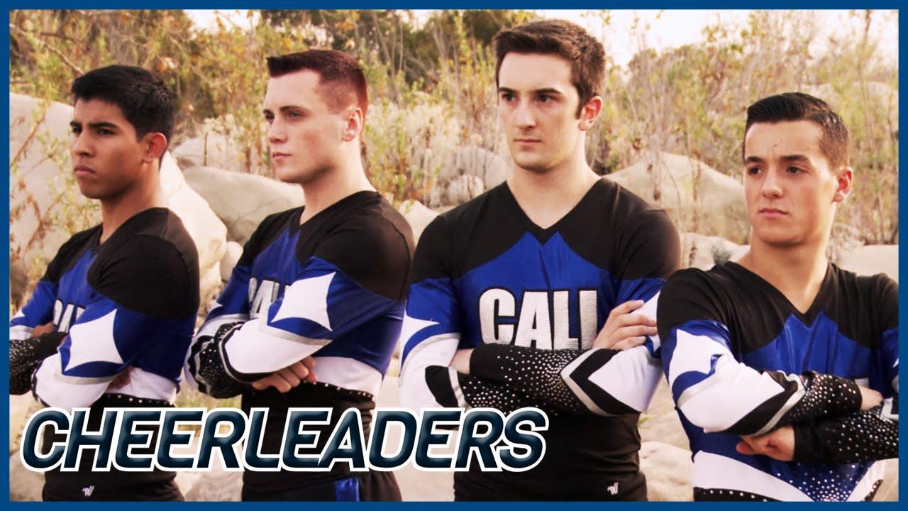 Cheerleaders Season 4 Ep. 15 - Let's Hear it For the Boys! - YouTube