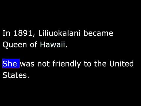 American History - Part 138 - McKinley - Hawaii Conquered - Samoa Conquered - Cuba