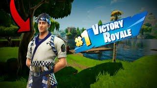 Victory Royale avec Sushi Master (Skin)! Fortnite Battle Royale - PAMZZ