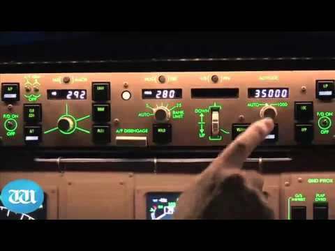 Watch Flight MH370 simulator--So Interesting !!!!!-- Will we ever know what happened?