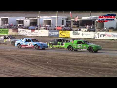Dacotah Speedway IMCA Sport Compact Races (6/15/18)