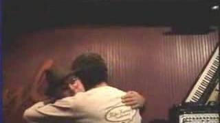 Mike Keneally And Brontis Hug