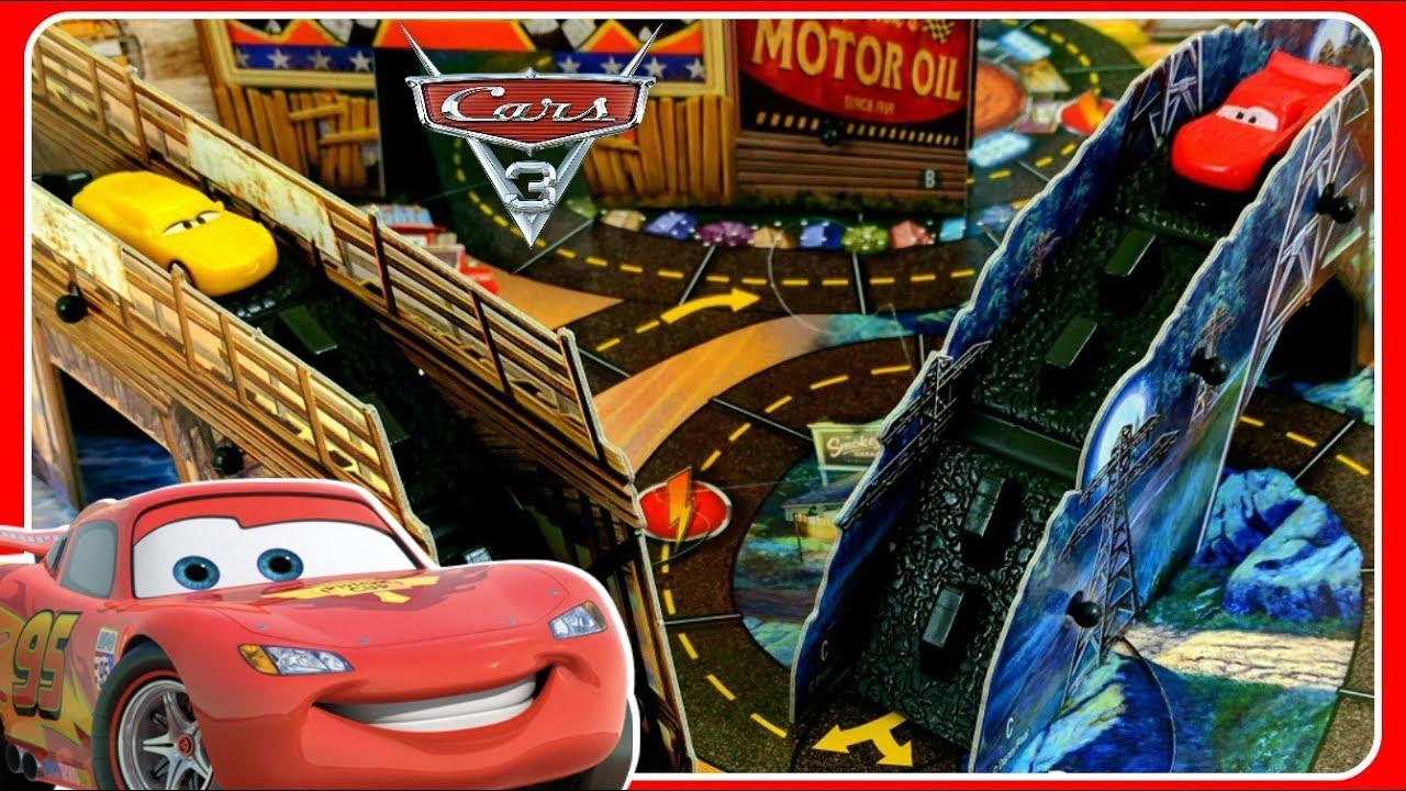 Pixar Cars Games On Youtube