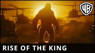 Kong: Skull Island – Rise of the King [Official Final Trailer] – Warner Bros. UK