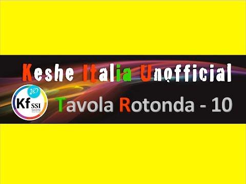 TAVOLA ROTONDA - KESHE FOUNDATION ITALIA UNOFFICIAL - Ep.10