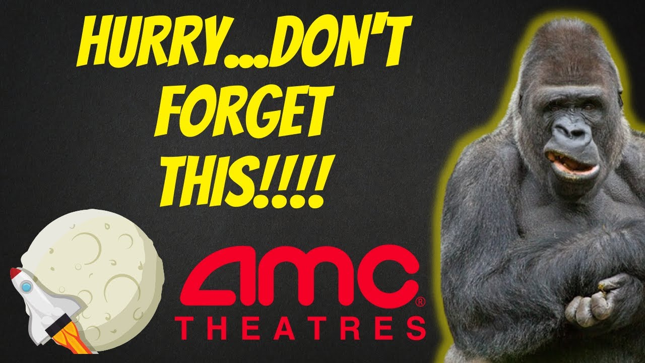 AMC Stock - Is Now The Time? [Remember This]
