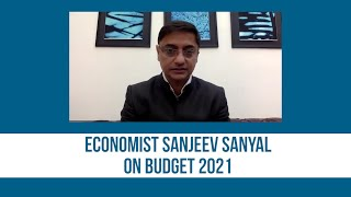 We are going for growth, projected GDP growth number conservative - Sanjeev Sanyal