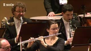 Antonín Dvořák: Symfonie č. 5 v podání SOČRu (HD)