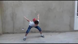 как научиться ловить мяч на шею