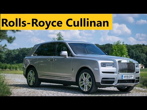 Review Rolls-Royce Cullinan 2019 -  Suprem | Test in Romana