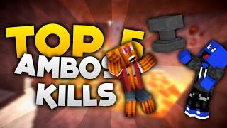Minecraft - Top 5 Amboss Kills! | DieBuddiesZocken