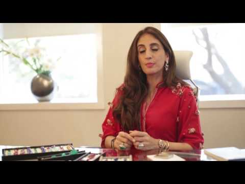 VO+ presents Farah Khan Ali: the Indian Queen of fine jewellery
