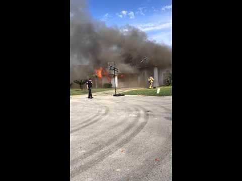 House fire in orange park, fl