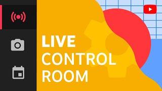 """كيفية استخدام """"غرفة التحكم المباشر"""" للبث المباشر على YouTube screenshot 4"""