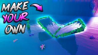 كيفية جعل تحت الماء 1v1 خريطة...
