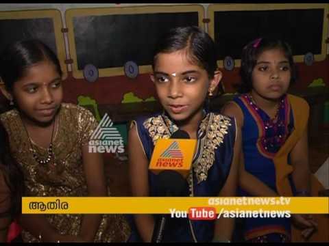 Hi Tech classrooms in Preethikulangara Tagore Memorial School