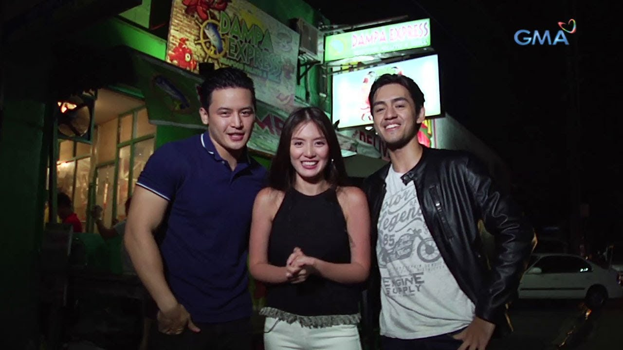 Taste MNL: Arra San Agustin and the One Up boys' seafood party | GMA One