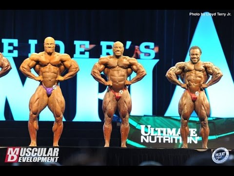 Mr Olympia 2016 Prejudging Review by Luimarco in ( HD Pictures )