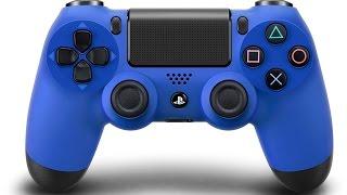 Перепутаны кнопки геймпад Dualshock 4 - решение