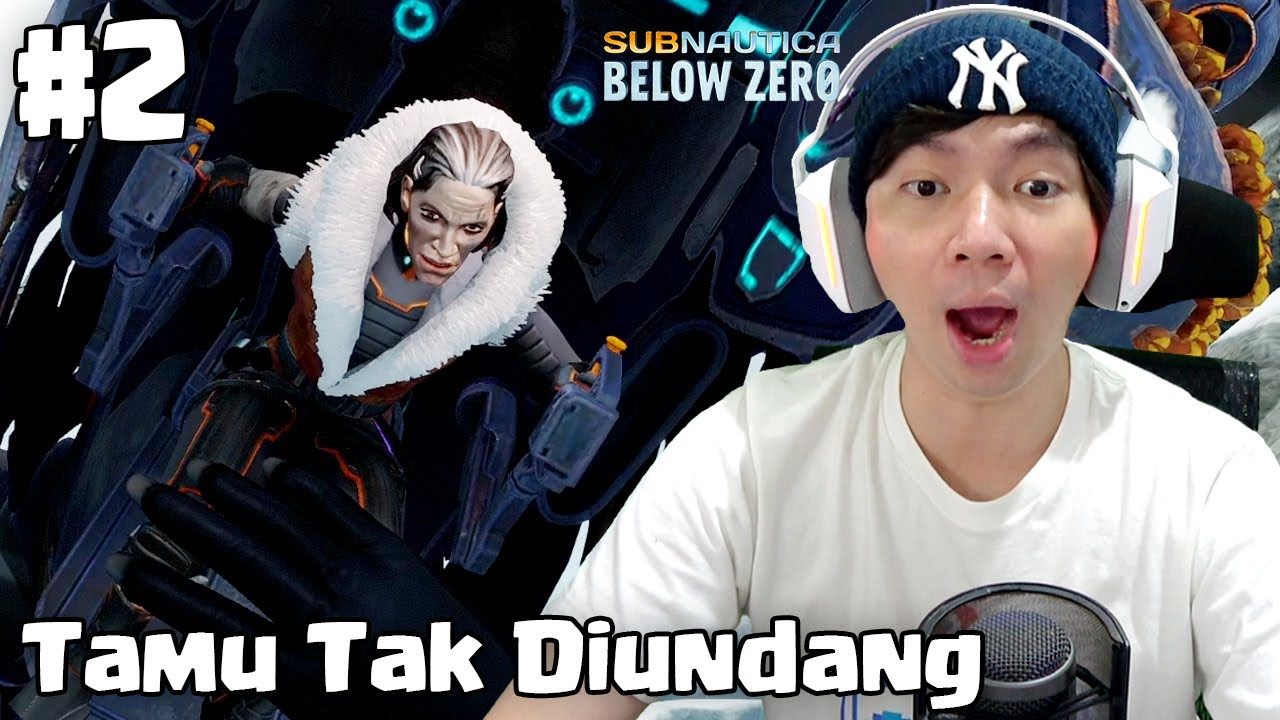 Tamu Tak Diundang - Subnautica Below Zero Indonesia - Part 2