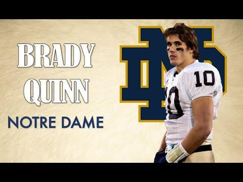 Brady Quinn ● Notre Dame Highlights ● Ft. Rick Ross, John Legend