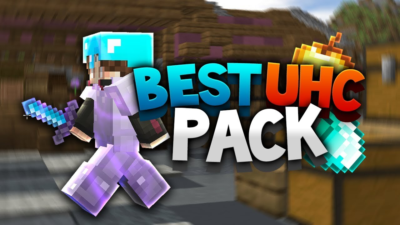 BEST UHC TEXTURE PACK FOR MINECRAFT 100.1003/100.1004 – FPS BOOST/NO LAG