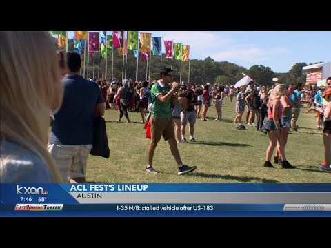 ACL music in 2017