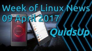 Week Linux News April
