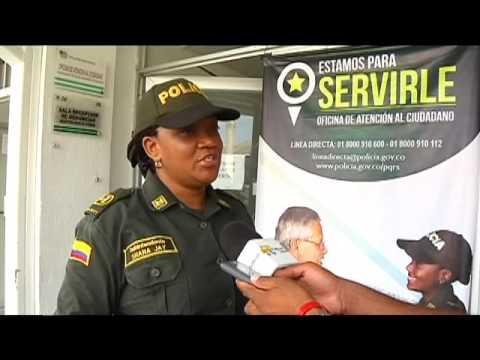 A b c de la oficina atencion del ciudadano de la policia for Oficina de atencion al ciudadano
