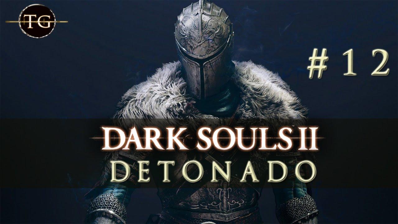 Detonado Dark Souls 2 12 The Gutter Black Gulch E