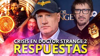 DOCTOR STRANGE 2 ¿PELIGRA? ¡EL MULTIVERSO EN CRISIS!