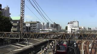 京浜急行 神奈川新町 特急解放 1500形+2011編成