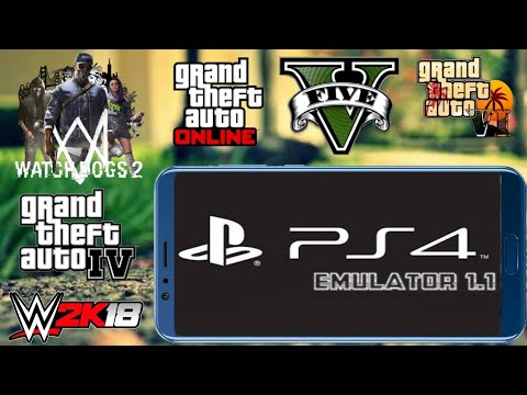 Download How To Download New Ps4 Emulator And Play Ps4 All