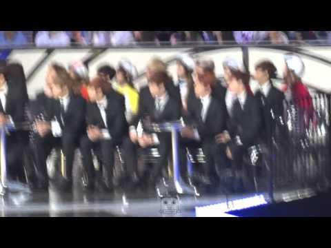 131122 2013 Mnet Asian Music Awards EXO FOCUS