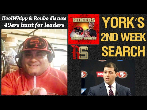 49ers CEO Jed York Search For General Manager And Head Coach Continues