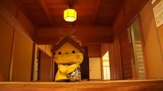 出雲市立平田本陣記念館でダヤンとしまねっこの共演がありました。2日...