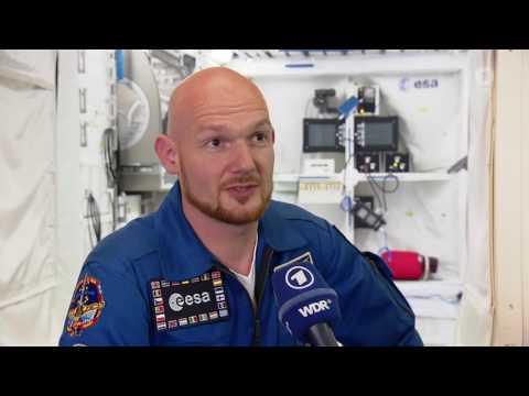 Astro Alex über seinen nächsten Aufenthalt im All 2018