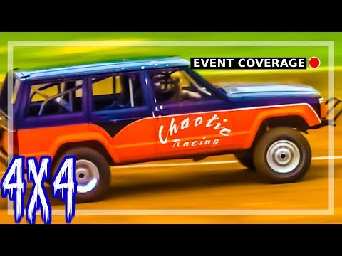 Lebanon Pa Fair Tuff Truck Racing July 2017