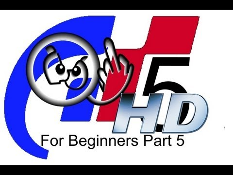 PS3 GT5 for beginners part 5 replayed Season A spec 4WD pt 2 HD