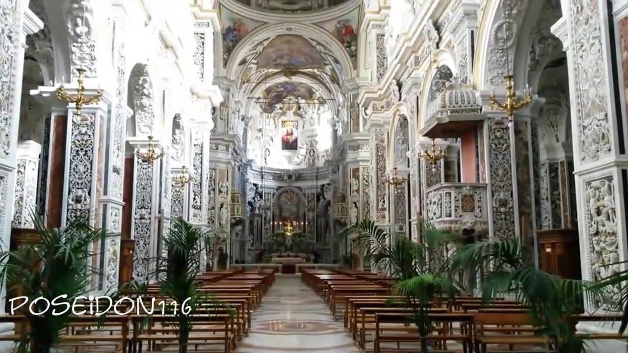 Chiesa del Ges di Casa Professa dei Padri Gesuiti a Palermo  YouTube
