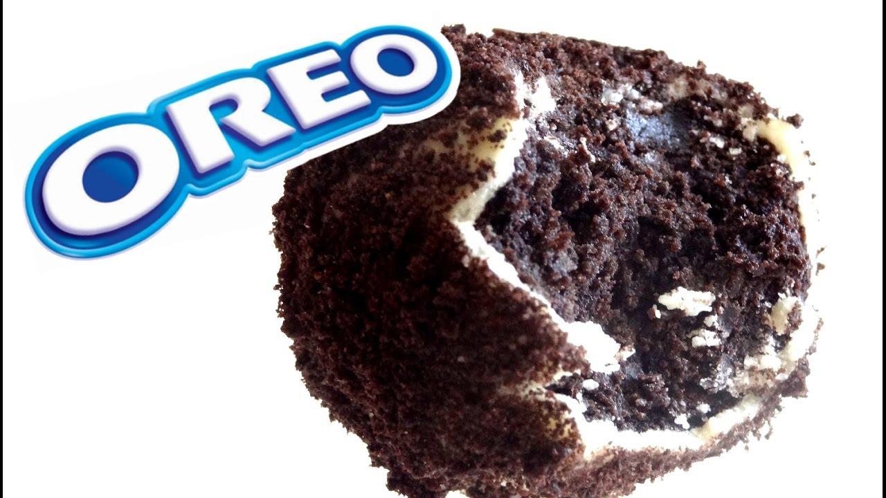 Receta de cake pops de Oreo   Cake pops de galletas Oreo fácil   Cake pops sin molde