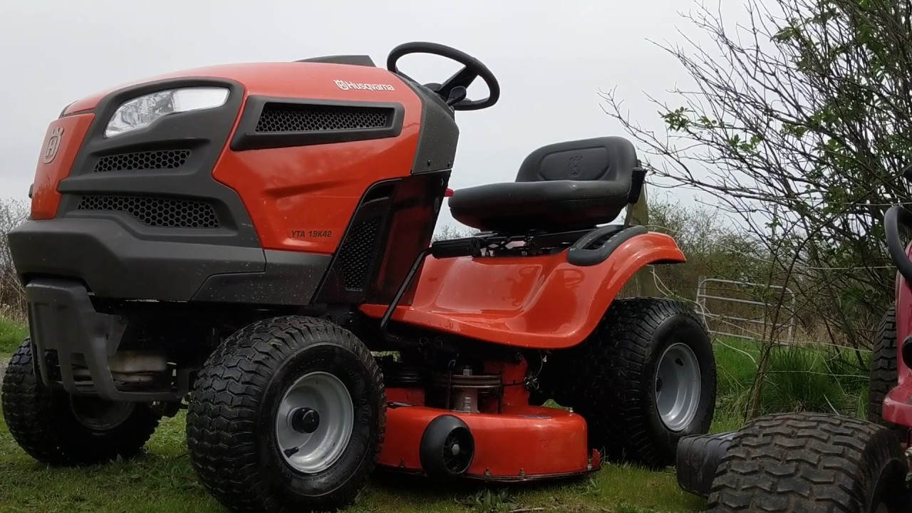 How To Remove The Hood On A Husqvarna Rider Mower Lawn