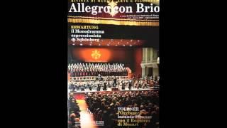 Schonberg - Erwartung. Monodram in ein Akt Op. 17