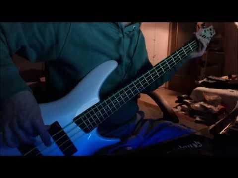 Hatebreed - Tear it Down (Bass Cover)