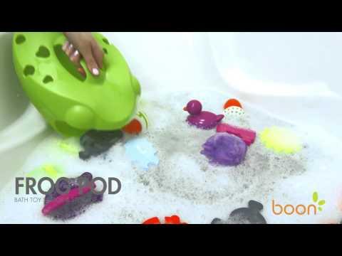Boon Жаба-кош за аксесоари за баня #RApYrxEvnz8