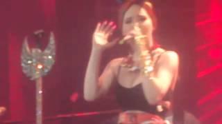 Angel - Belinda en Mexico Suena 28/05/2013
