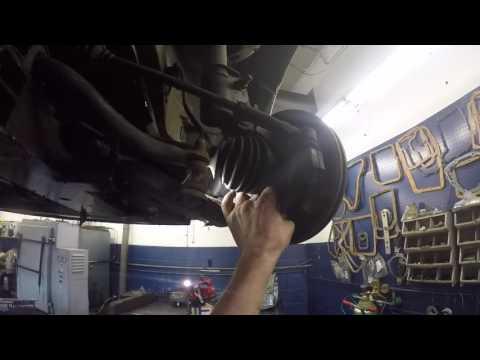 2007 Chevy Impala 4T65E Transmission Removal