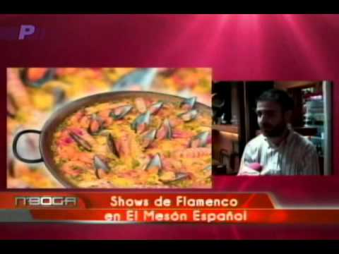 Shows de flamenco en el mesón español