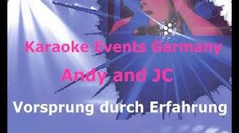 Karaoke Events Germany Info Video - Das Karaoke Party Event
